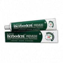 Herbodent Premium 100g	(Pack of 12 Pcs)